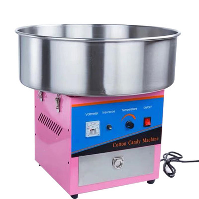Sugar cotton candy machine 220V commercial cotton candy making machine for sale