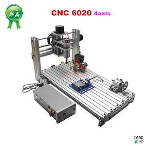 Image 2 - Machine à découper, machine à découper, fraise, port usb, routeur 4 axes 5 axes, bricolage, gravure pcb vis à billes et manette Mach3