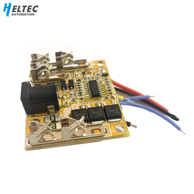 BMS 5S 18.5V 18A DC Electric Tools Hand Lithium Drill Power Li-ion Battery Protection Board BMS Circuit 18650 Cell Packs PCB