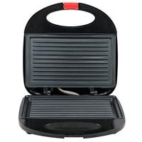 Elektrische Ei Sandwich Maker Mini Grillen Panini Backen Platten Toaster Multifunktions Non Stick Waffel Frühstück Maschine UK Stecker Brot-Macher Haushaltsgeräte -