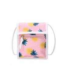 Fashion Nylon Messenger Bags for Women 2019 Fruit Sweet Shoulder Bag Nylon Crossbody Bags for Women Bolsa Feminina Cute Girls стоимость