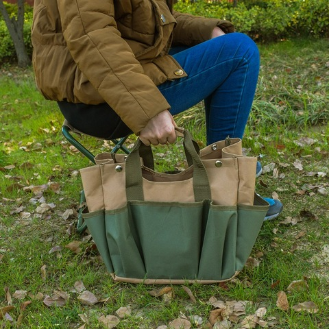 dupla utilizacao saco de armazenamento cadeira dobravel