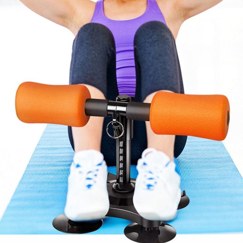 Приседания, ассистивный женский ленивый фитнес-оборудование, домашний живот, уменьшающий талию и мясо, Sucker type Supine