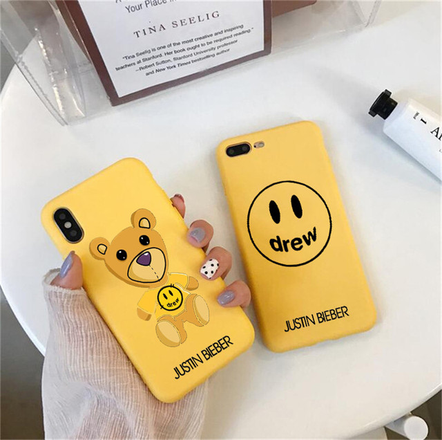 JUSTIN BIEBER THEMED IPHONE CASE (19 VARIAN)