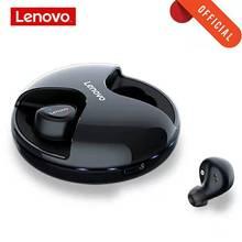 レノボヘッドセット真のワイヤレスイヤホン R1 bluetooth 5.0 スポーツヘッドフォン hifi 音質ステレオ IPX5 防水タッチコントロール