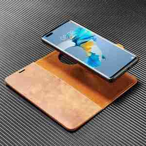 Image 5 - 2 in 1 Case For Huawei Mate 40 Pro Plus  Case Cover High End Leather Removable Coque For Huawei Mate 40Pro Cases Wallet Fundas