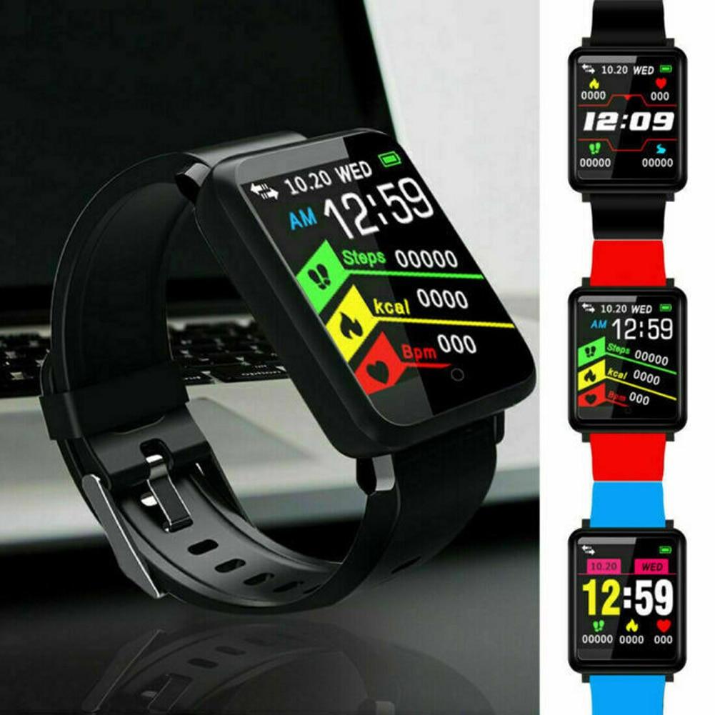 New Smart Sports Bracelet Fitness Tracker with Blood Oxygen Blood Pressure sport watch Watches Smart Watch Activity Tracker