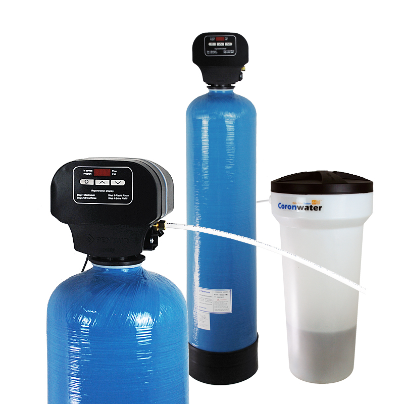 Coronwater 12 gpm Water Softener CWS CSM 1044  Water Filter for HardnessWater Softeners   -