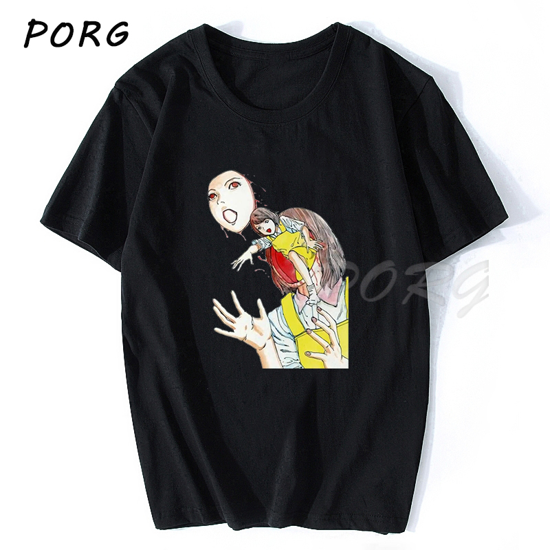 H6c541d307c374467a98241da9979c250z - Man Manga Junji Ito T Shirts Shintaro Kago Girl Tees Shirt Top Design Short-sleeved Aesthetic Japanese Anime Shirt Graphic Tees