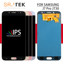 Srjtek 5.5'' For SAMSUNG Galaxy J730 Display LCD J7 Pro LCD J7 PRO 2017 LCD Touch Digitizer Sensor No Frame J730F Glass Screen srjtek 8 inch for samsung galaxy note 8 0 n5110 lcd display screen touch digitizer sensor tablet pc assembly replacement parts