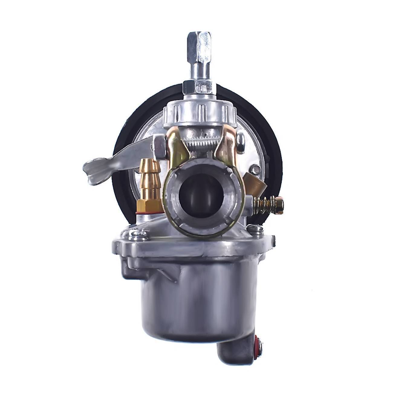 1pc <font><b>Carburetor</b></font> For 49cc 60cc 66cc <font><b>80cc</b></font> 2 Stroke Engine Motorized Bicycle Bike Carb Carby image