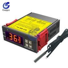 STC-1000 PRO AC 220V LED Digital Temperature Controller SHT2000 Thermostat Humidistat for Incubator Refrigerator