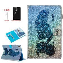 цена на For ipad pro 9.7 Case Soft TPU Silicone Back PU Leather Smart Cover For ipad pro 9.7 inch case 2016 A1673/A1674/A1675 Funda