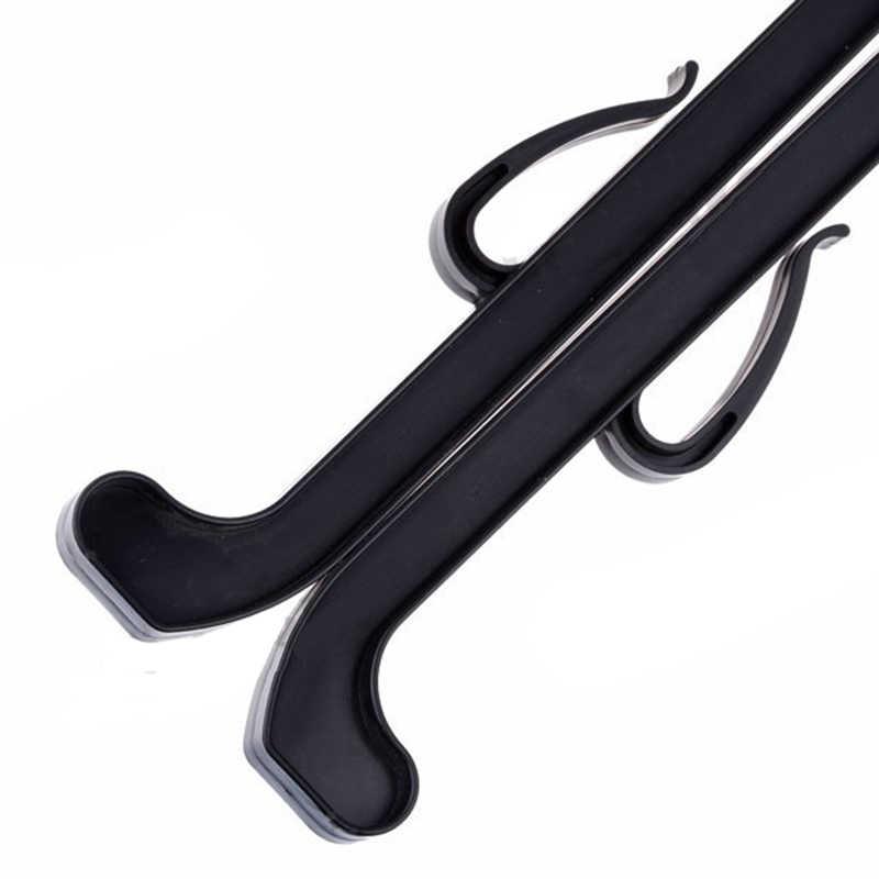 35cm Árvores de Sapato de Plástico Longas Botas Shaper Shaft Keeper Titular Armazenamento Hanger Maca Árvores Acessórios