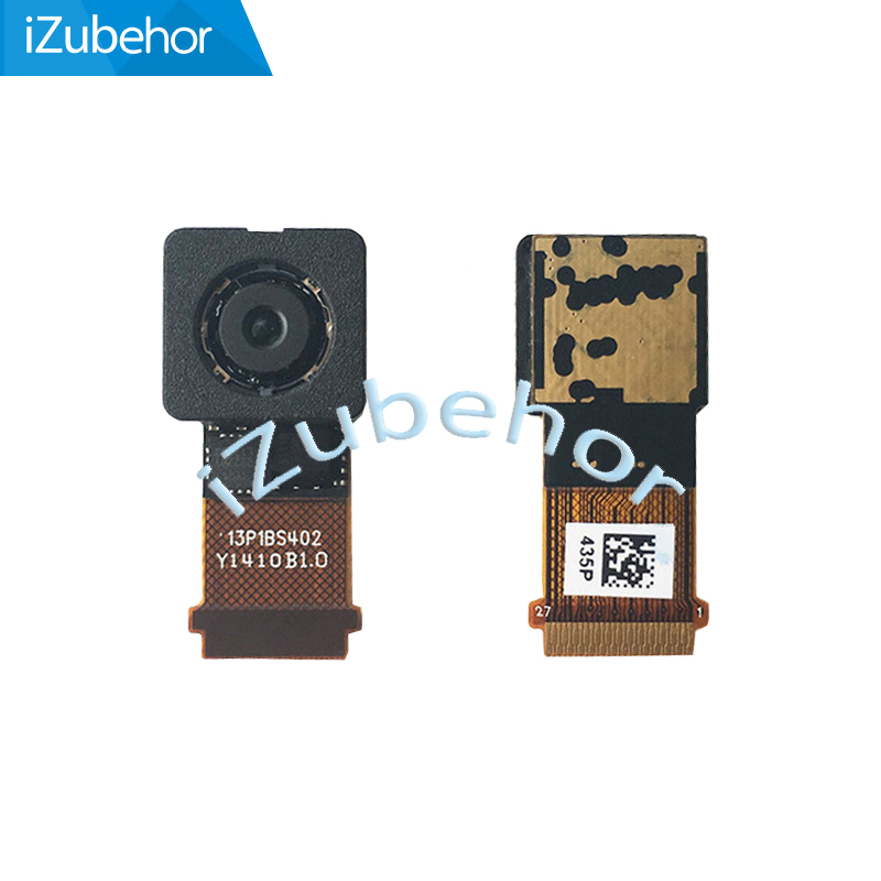 100% Warranty Back Rear Camera Replacement For HTC One M7 801e 802t 802d 802w Back Camera Module With Flex Cable Free Shipping