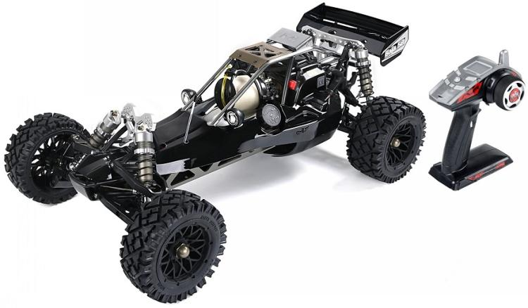 ROFUN Baja 5B 450A 45CC engine gasoline rc car 1/5(China)