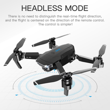 SG901 4 Axis Remote Control USB Charging Dual Cameras Aircraft 4K HD Optical Flow Foldable Adjustable Angle WIFI FPV RC Drone