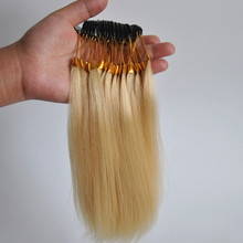 Color Ring Human Hair Color Ring For All Kinds of Hair Extensions Color Chart