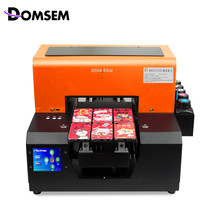 6 Warna A4 Desktop Direct To Garment Printer Kaos Printer DTG Kaos Printer untuk Dijual(China)