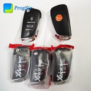 Image 1 - Xhorse VVDI XKDS00EN 3 زر التحكم عن بعد العالمي لنوع أودي DS
