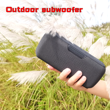 Speakers Outdoor Subwoofer Bluetooth Wireless Portable HiFi DJ Sound Box  Music 60W Water  Audio Player IPX5 Proof Loudspeaker