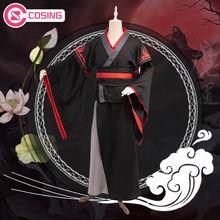 Uwowo mo dao zu shi wei wuxian ying костюм для косплея мужчин