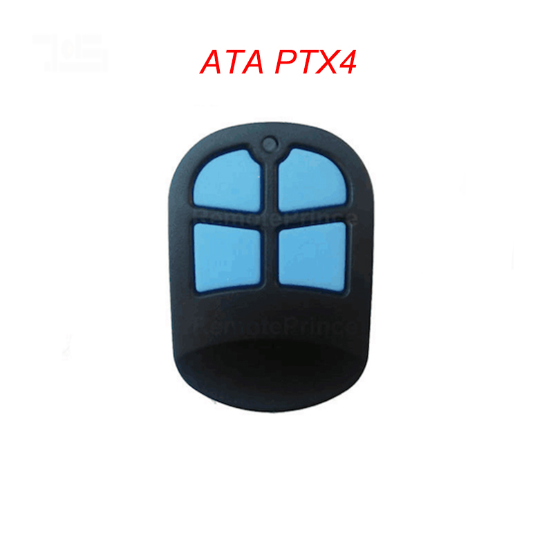 1pcs ATA PTX4  433.92mhz Garage Roller Door Replacement Remote Control  Free Shipping