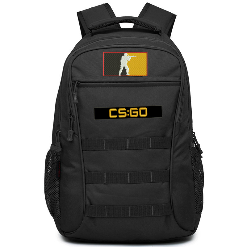 CSGO Game Related Products Anti-terrorism Elite Global Offensive Backpack Nan Bei Bao High School Schoolbag Casual