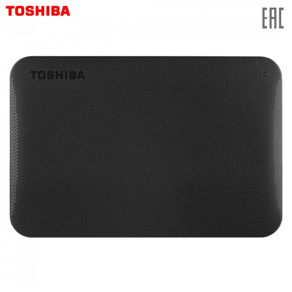 External Hard Drives TOSHIBA HDTP210EK3AA Computer Storage device hdd disk portable 1TB 1 TB Canvio Ready 2.5