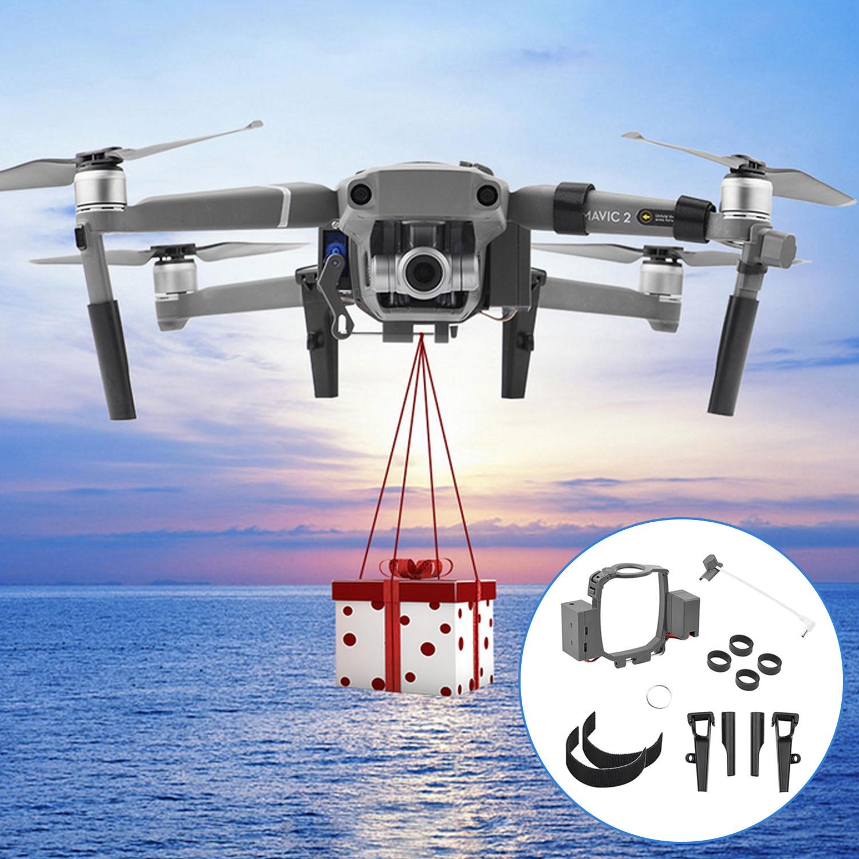 Anel de Casamento Busca para Dji Sunnylife Lançador Airdrop Transporte Entrega Dispositivo Resgate Isca Mavic 2 Pro Zoom Drone