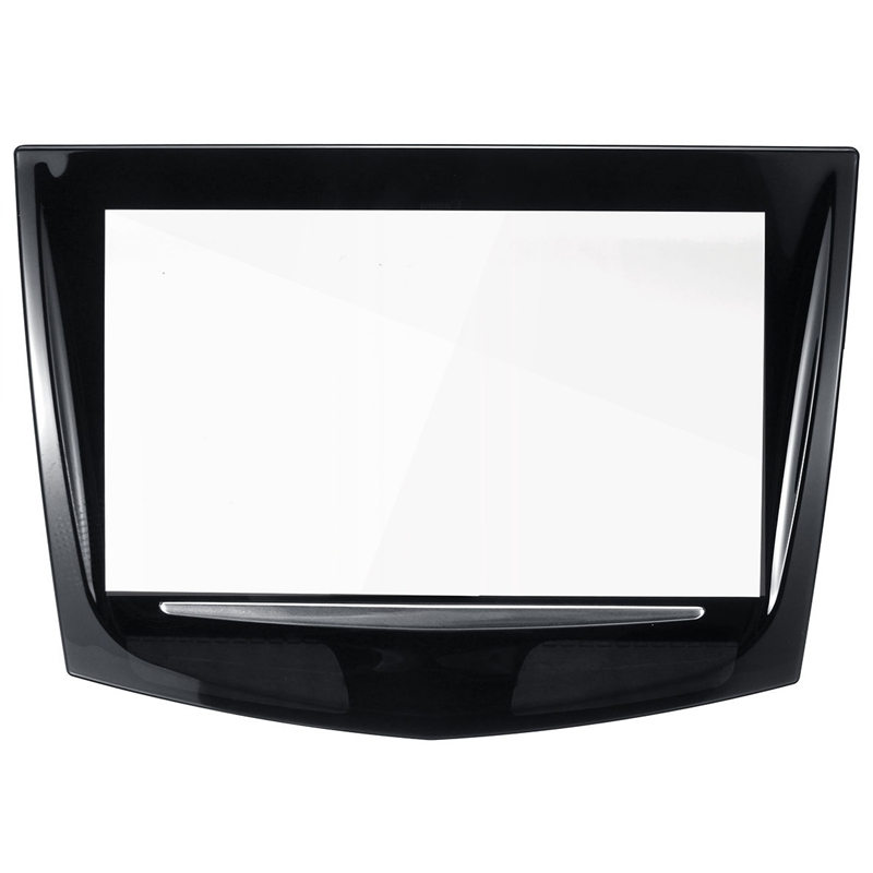 Press Digitizer For Cadillac Ats Cts Srx Xts Cue Dvd-Gps-Navigation Sense Press Screen Tablet Display