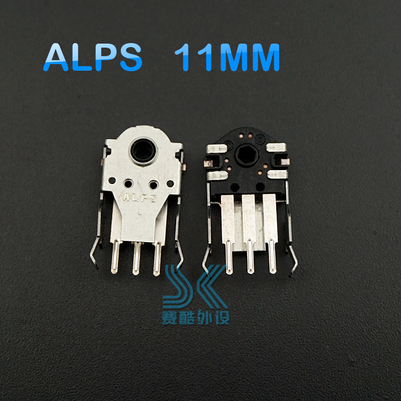 ALPS Mouse Encoder 11mm High For Steelseries RIVAL300 S Pandaren WoW Cataclysm Gaming Mouse Solve The Roller Wheel Problem 1PC