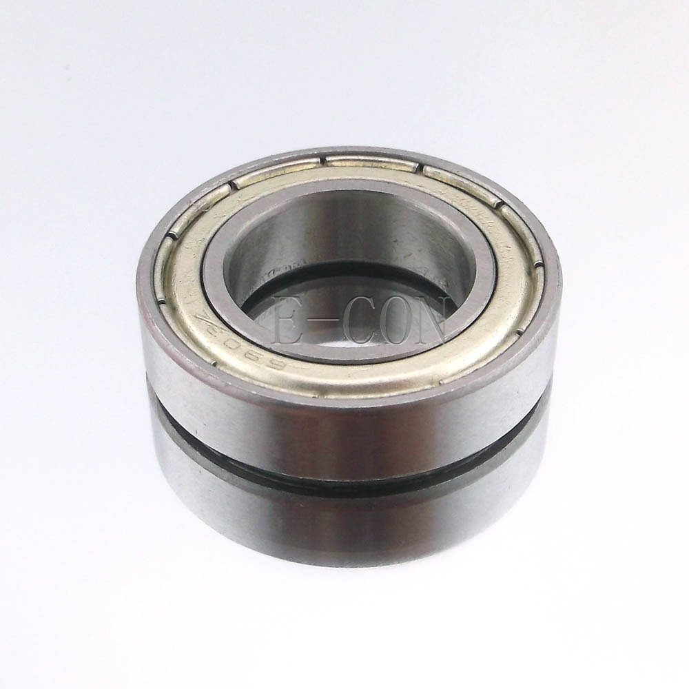 1/2/5/10PCS 6903ZZ Tiefe Nut Metall Doppel Shielded Kugellager (17mm * <font><b>30mm</b></font> * 7mm) image