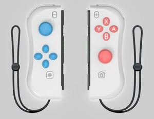 Image 5 - Bluetooth ワイヤレスプロリモートゲームパッドコントローラゲームパッドジョイスティック喜び詐欺 (l/r) nintend スイッチ ns ゲームコンソールとケーブル