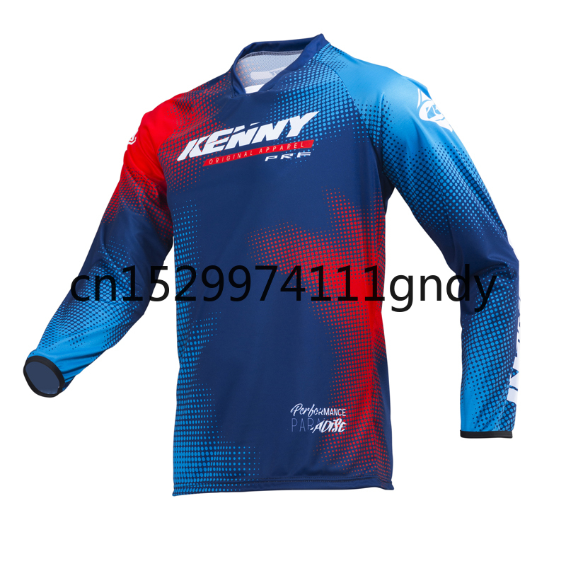 2020 New Kenny Motocross Jersey Mtb Camiseta Clothing Mx Off Road Xxxl Cross Downhill Cycling Sport Wear Racing Riding Dh