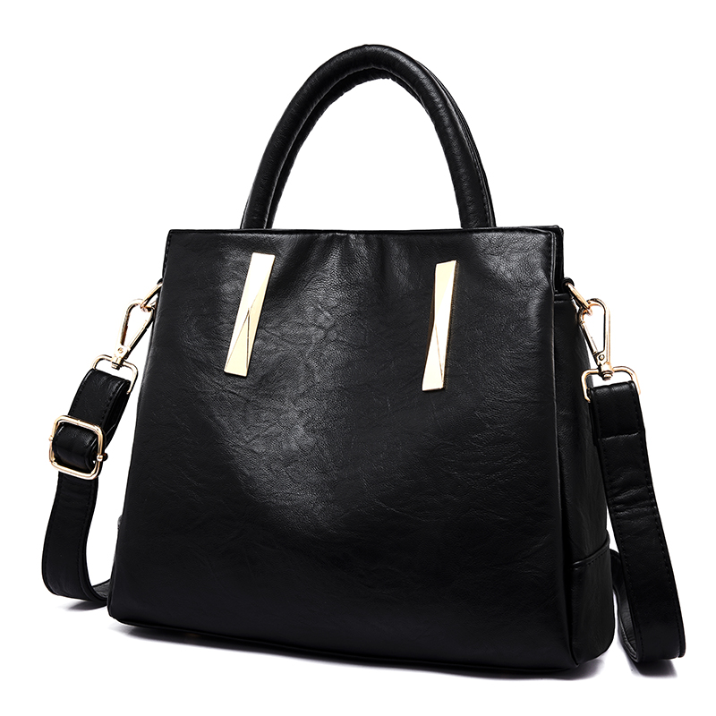 New Genuine Leather Crossbody Bags For Women 2019 Luxury Handbags Women Bag Designer Big Capacity Casual Tote Shoulder Bag Red