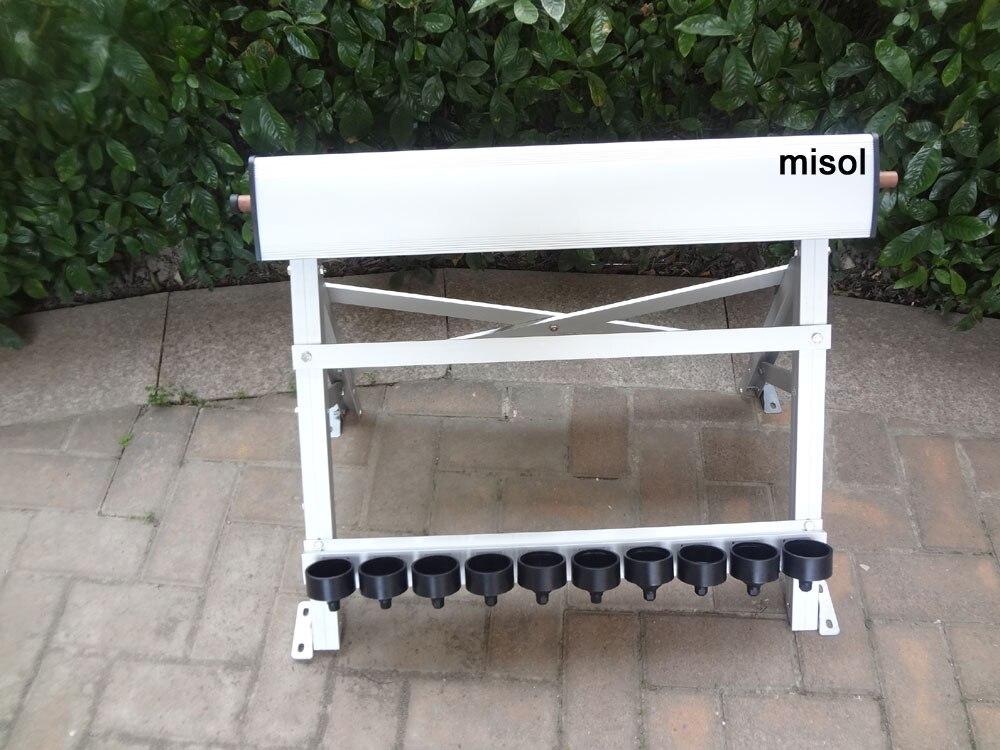 1 шт. коллектор с кронштейном для солнечного коллектора (трубка 58*500 мм), для солнечного водонагревателя