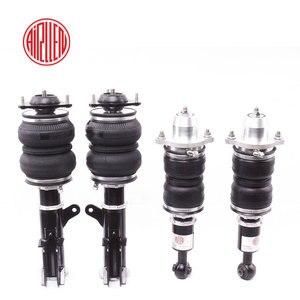 Резиновая Пневматическая Пружина амортизатор комплект/для Mitsubishi Lancer Fortis/air ride/Airllen автомобиля пневматическая подвеска модификации частей