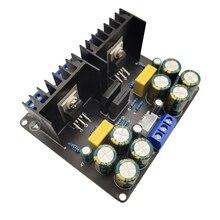 LM1875 전력 증폭기 보드 듀얼 채널 2.0 스테레오 순수 전력 증폭기 보드 DIY 스피커 고전력 모듈