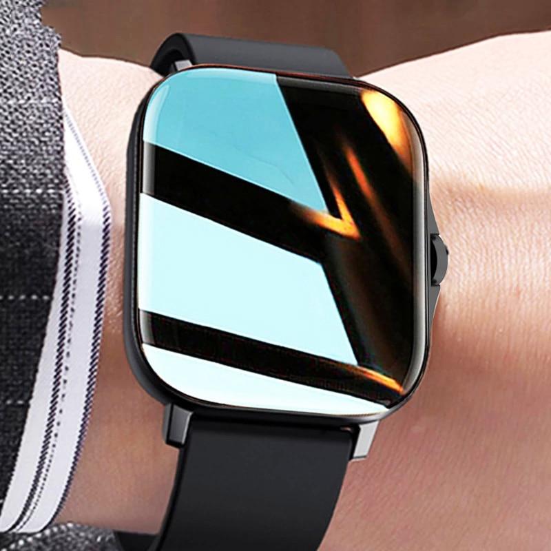 Смарт-часы GTS 2 для Xiaomi Android Iphone, 1,78 дюйма, сенсорный экран, фитнес-трекер, измерение кровяного давления, женские Смарт-часы