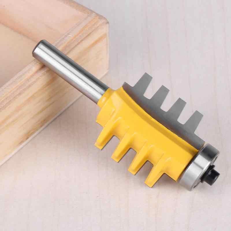 8mm haste t tipo roteador bit madeira trabalhando tenon fresa ferramenta de perfuração t sulco fresa diy acessórios para trabalhar madeira