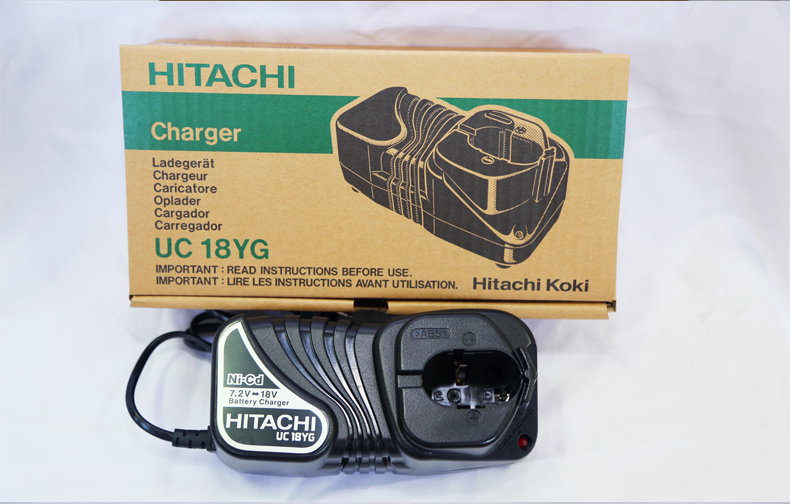 220-240V Charger UC18YG For HITACHI 7.2V 12V 14.4V 18V BCC715 BCC915 EB9B BCC1215 EB1220BL BCC1415 EB14B EB1820 EB1820L Charger