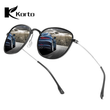 Round Sunglasses Polarized Women Retro Men Eyeglasses Brand Design Sunglasses Pink Women Shades Sun Glasses UV400 Oculos De Sol