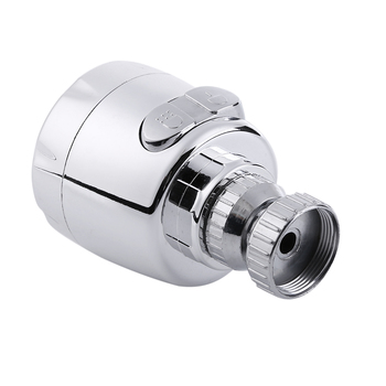 360 Rotatable Bent Water Saving Tap Aerator Diffuser Faucet Nozzle Filter Water Filter Swivel Head Kitchen Faucet Bubbler 5