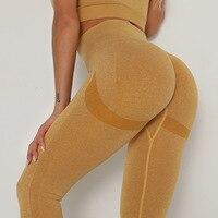 Yellow Long Pants