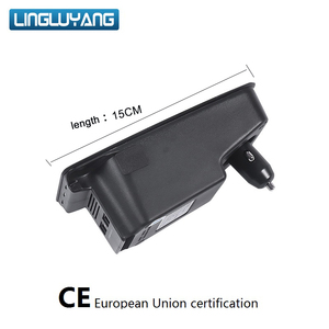 Image 3 - Car wireless charger For volvo XC90 NEW XC60 S90 V90 QI 18 2019 Special mobile phone charging plate car accessories v60 2020 S60