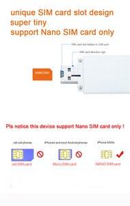 Image 4 - LDW922 3G/4G 와이파이 라우터 모바일 휴대용 무선 LTE USB 모뎀 동글 나노 SIM 카드 슬롯 포켓 핫스팟
