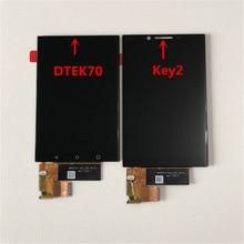 """4.5 """"המקורי M & סן עבור BlackBerry KEY2 BBF100 1/2/4/6 LCD תצוגת מסך + מגע פנל digitizer עבור BlackBerry Keyone DTEK70"""