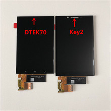 """4.5 """"オリジナル m & センブラックベリー KEY2 BBF100 1/2/4/6 lcd スクリーンディスプレイ + タッチパネル 001/111 keyone DTEK70"""