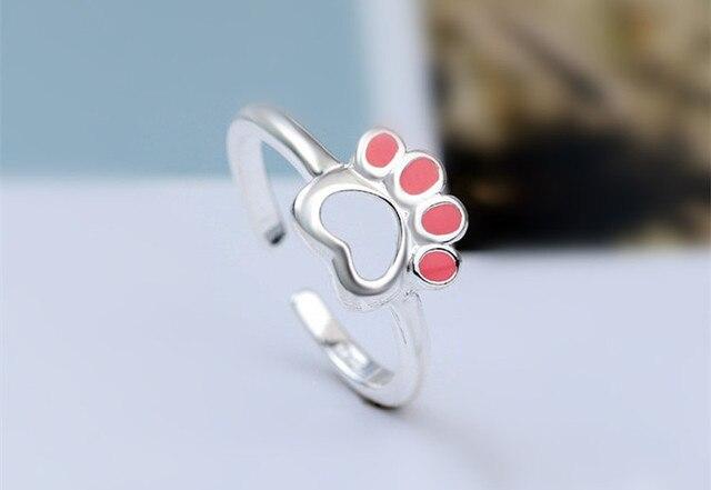 Dog Paw Ring 2